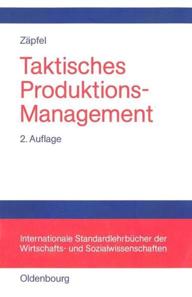Taktisches Produktions-Management als Buch (kartoniert)