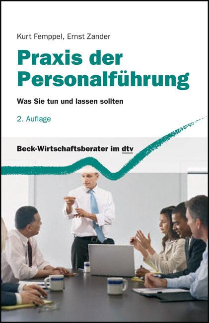 Praxis der Personalführung als Taschenbuch