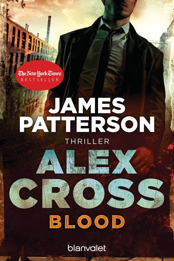 Blood - Alex Cross 12 als eBook