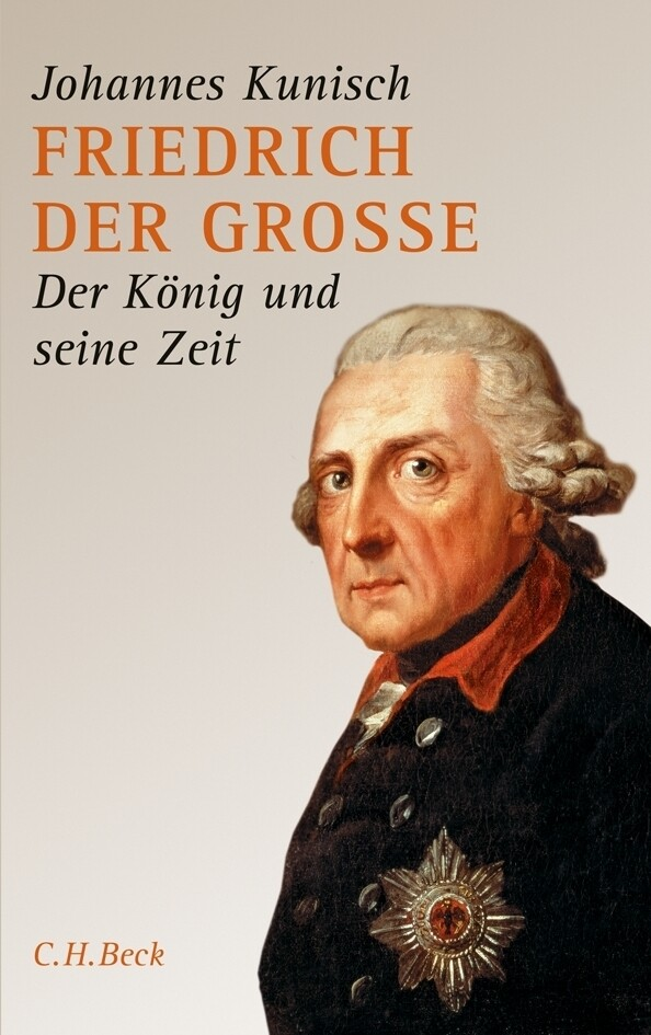 Friedrich der Grosse als Buch