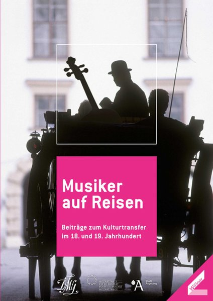 Musiker auf Reisen als Buch von