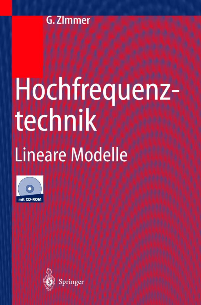 Hochfrequenztechnik als Buch