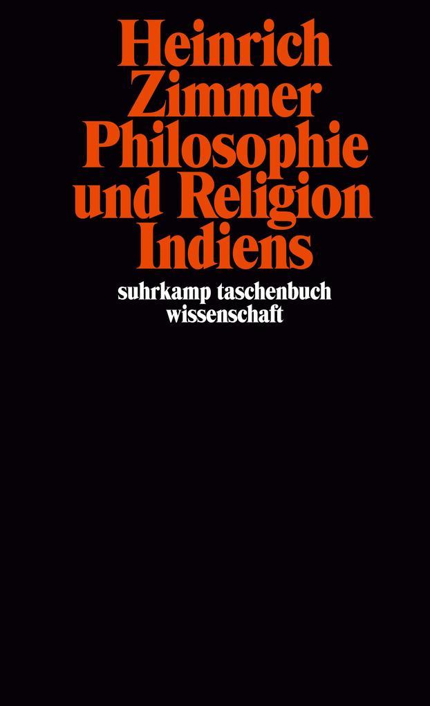 Philosophie und Religion Indiens als Taschenbuch