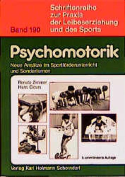 Psychomotorik als Buch