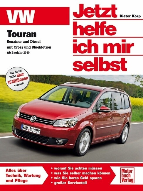 VW Touran als Buch