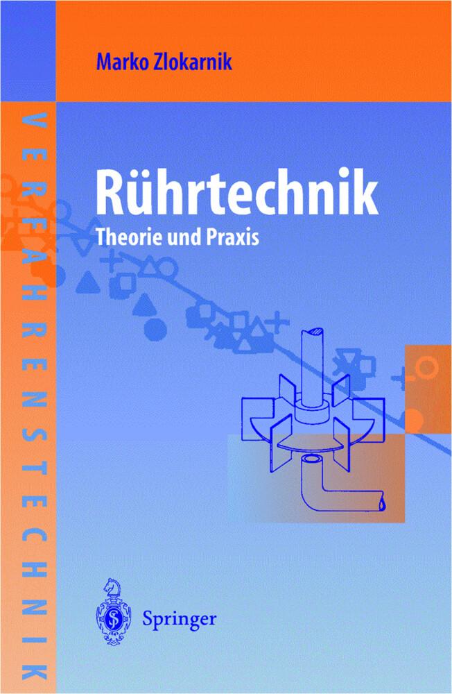 Rührtechnik als Buch