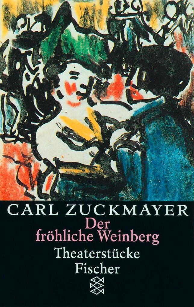 Der fröhliche Weinberg als Taschenbuch