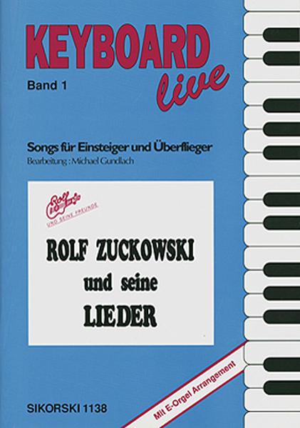 Rolf Zuckowski und seine Lieder als Buch