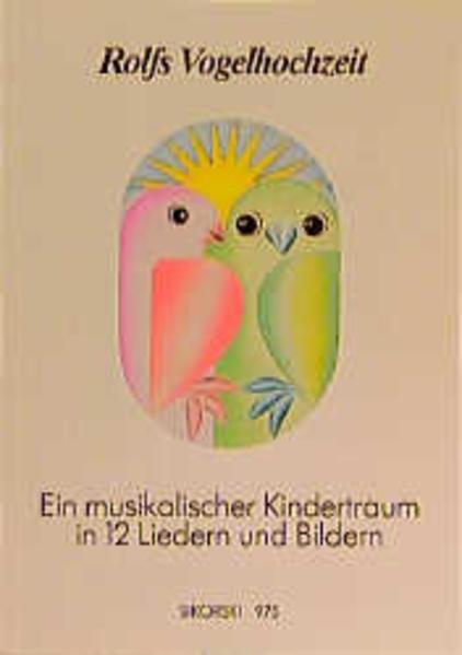 Rolfs Vogelhochzeit. Best.-Nr. 975 als Buch