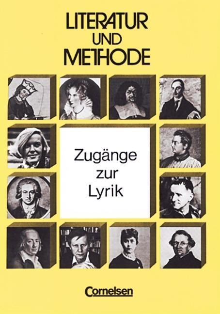 Zugänge zur Lyrik als Buch