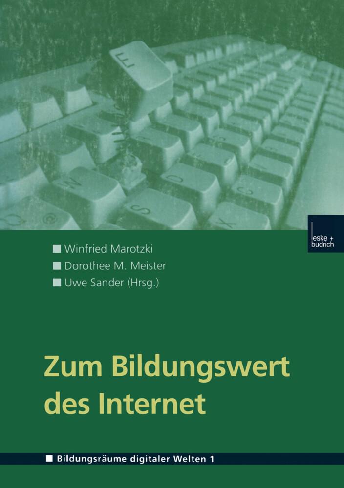 Zum Bildungswert des Internet als Buch