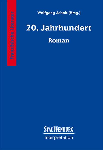 Zwanzigstes (20.) Jahrhundert. Roman als Buch