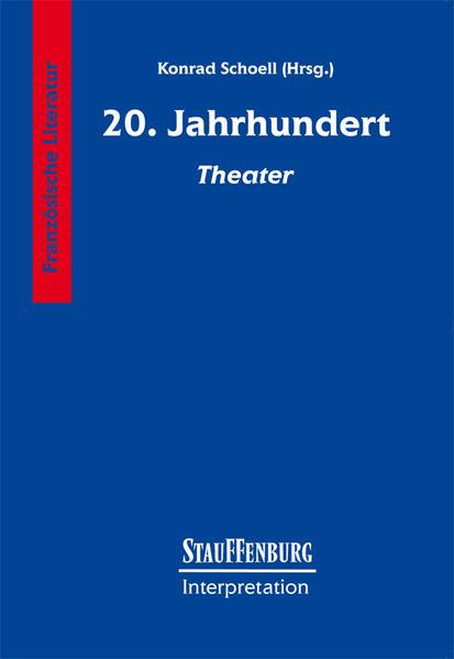 Zwanzigstes (20.) Jahrhundert. Theater als Buch