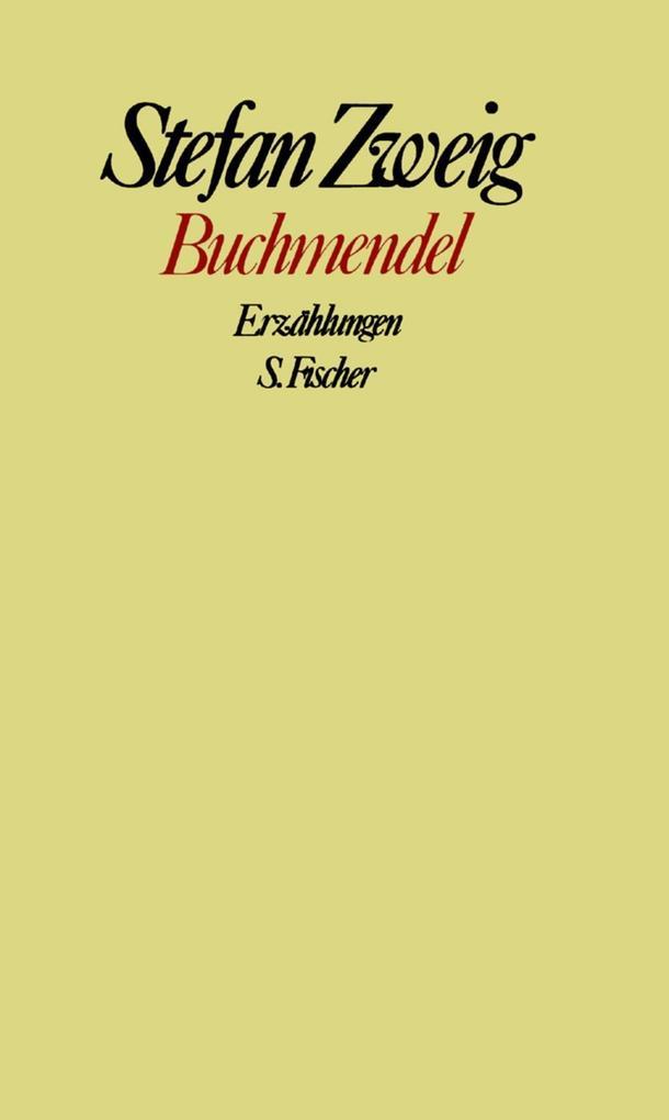 Buchmendel als Buch