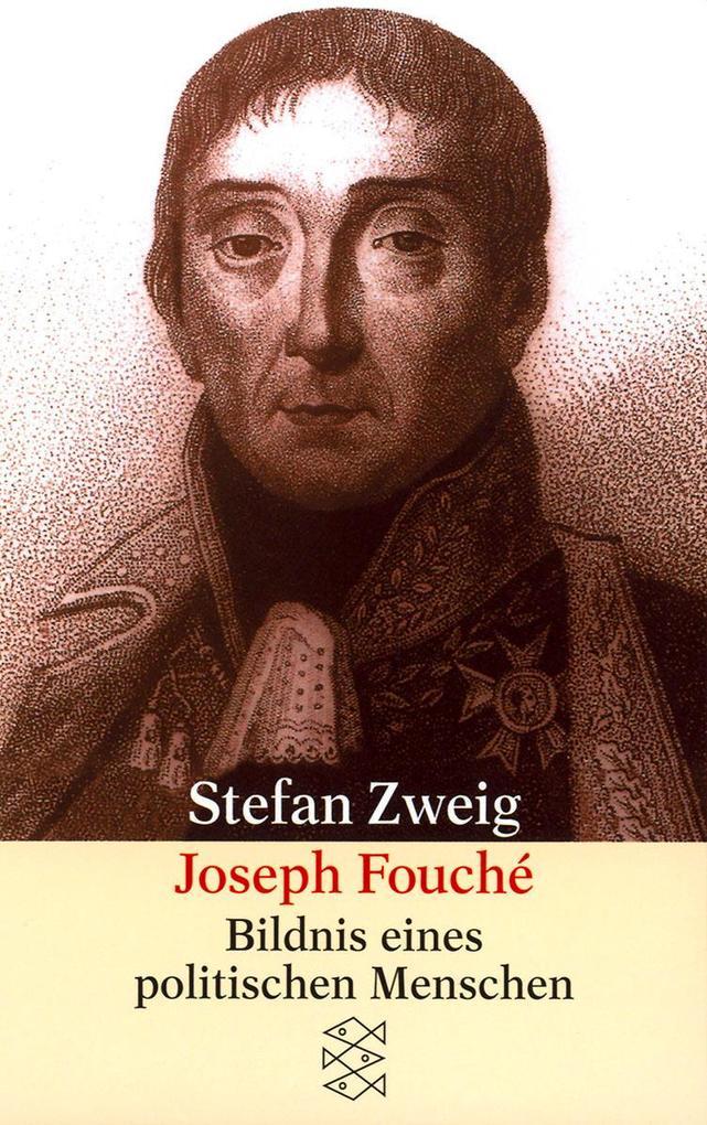 Joseph Fouche als Taschenbuch