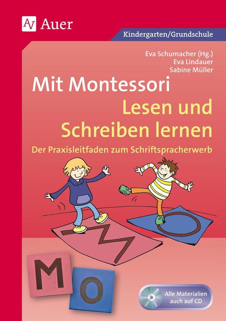 Mit Montessori Lesen und Schreiben lernen als B...