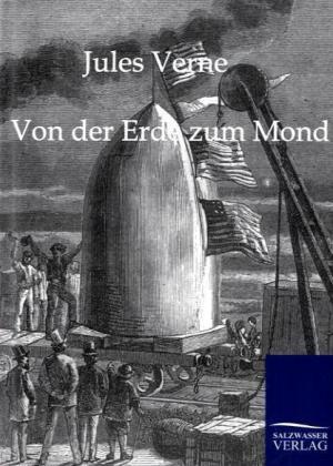 Von der Erde zum Mond als Buch