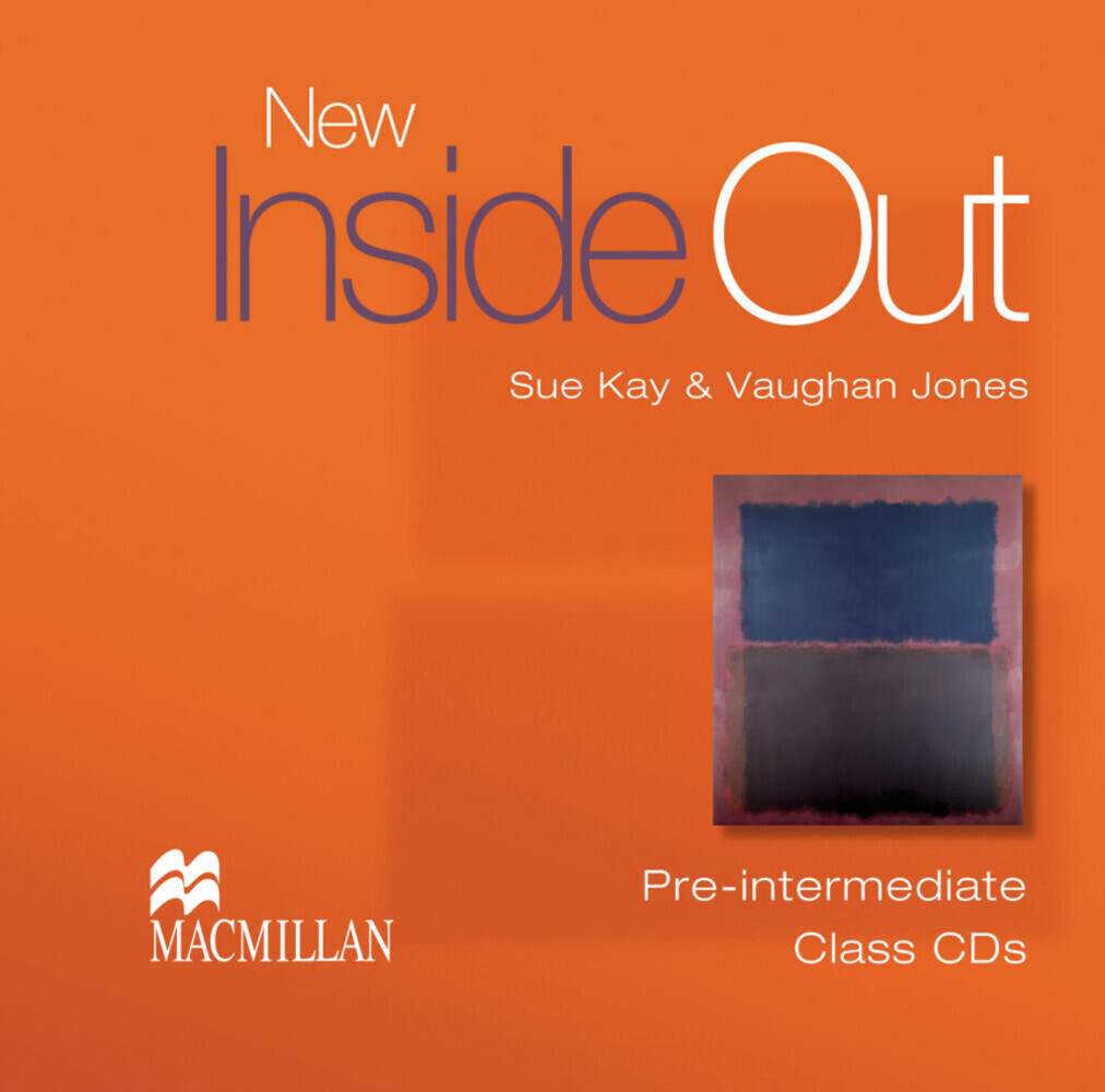 New Inside Out Pre-Intermediate. Audio-CDs als Hörbuch