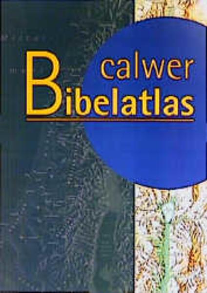 Calwer Bibelatlas als Buch