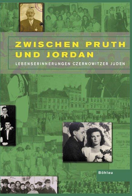 Zwischen Pruth und Jordan als Buch