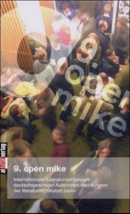 9. Open Mike als Buch