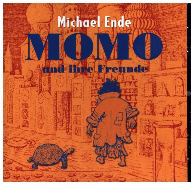 Momo 1 und ihre Freunde. CD als Hörbuch