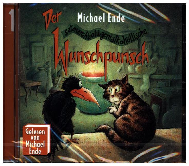 Der satanarchäolügenialkohöllische Wunschpunsch 1. CD als Hörbuch