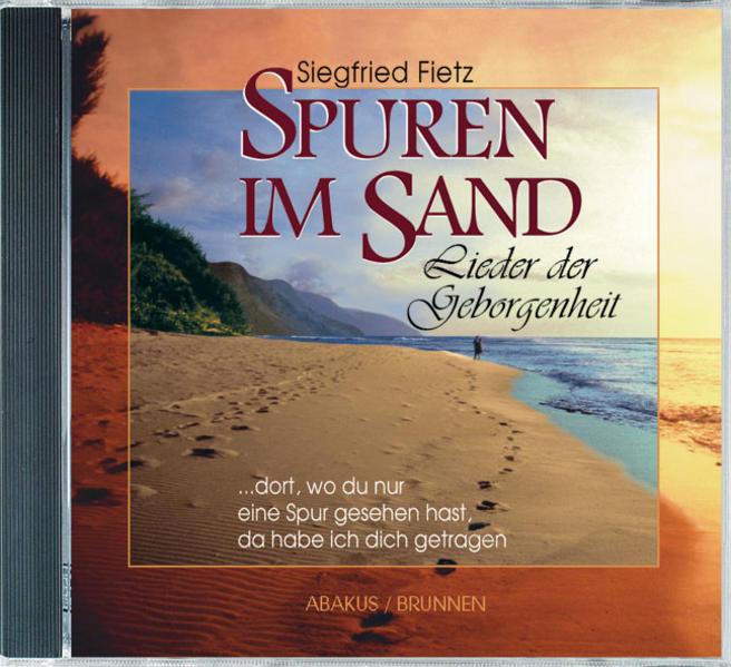Spuren im Sand. CD als Hörbuch