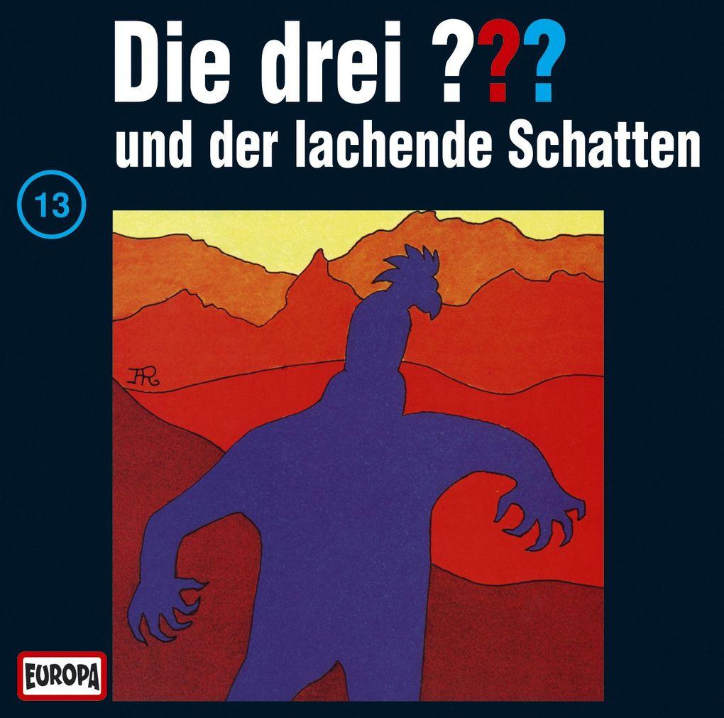 Die drei ??? 013 und der lachende Schatten (drei Fragezeichen) CD als Hörbuch