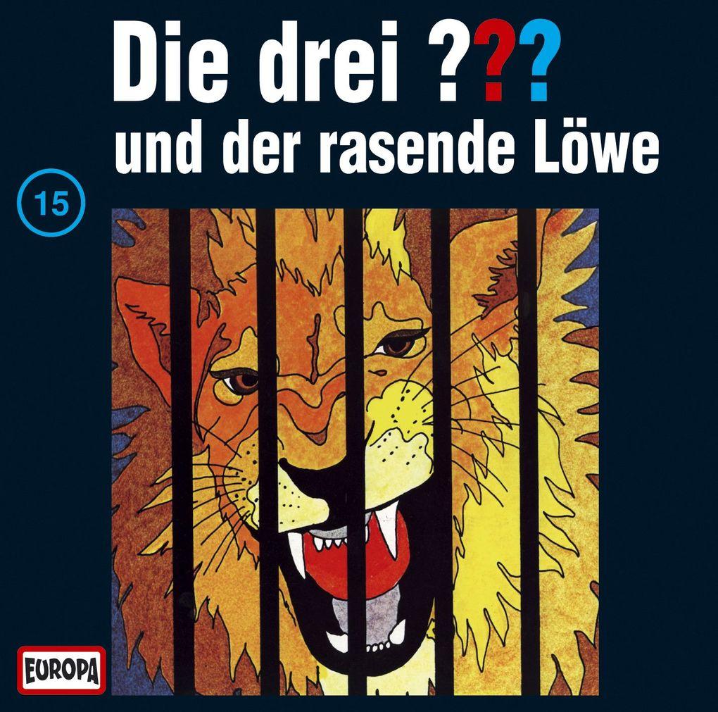 Die drei ??? 015 und der rasende Löwe (drei Fragezeichen) CD als Hörbuch