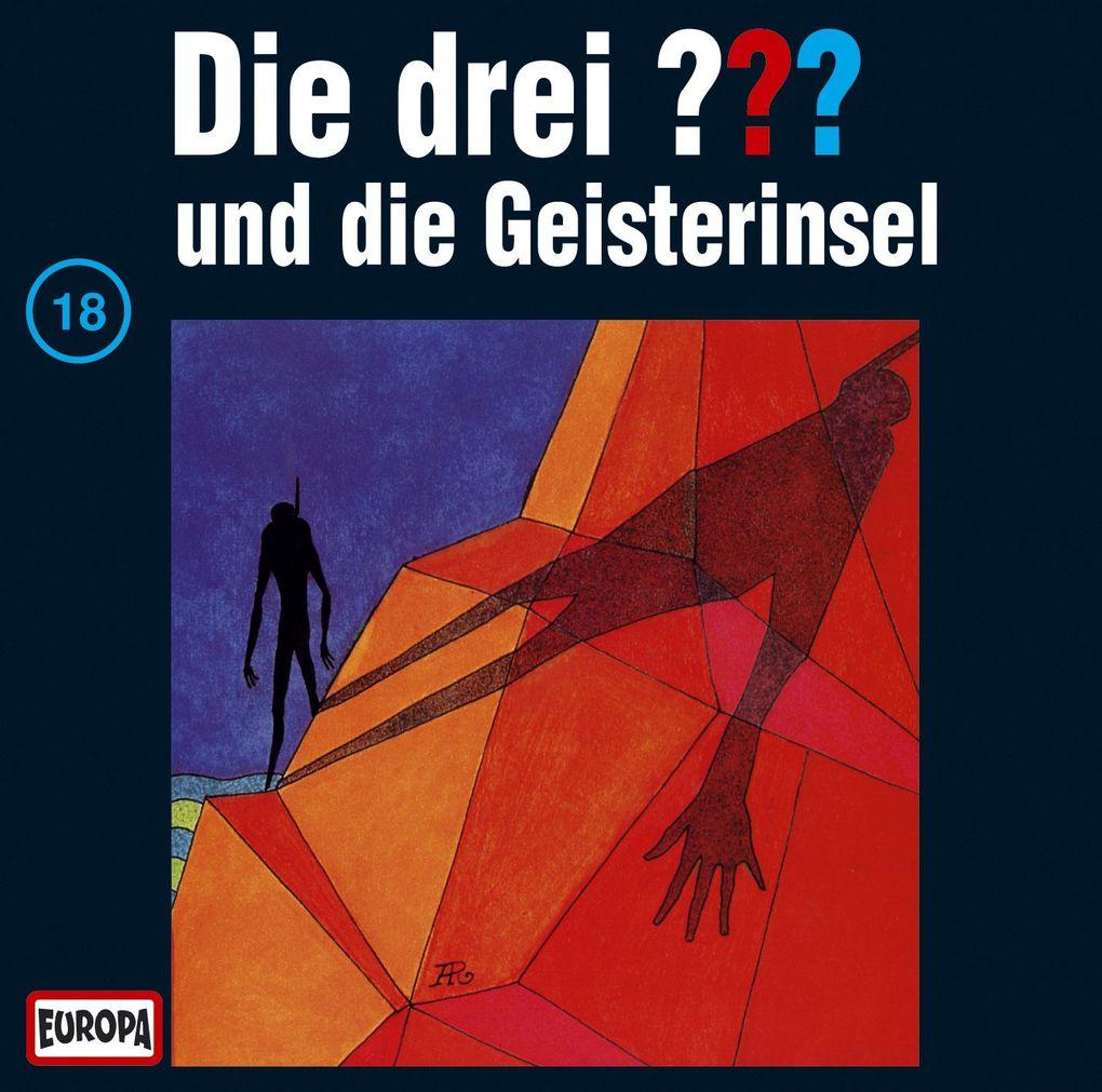 Die drei ??? 018 und die Geisterinsel (drei Fragezeichen) CD als Hörbuch