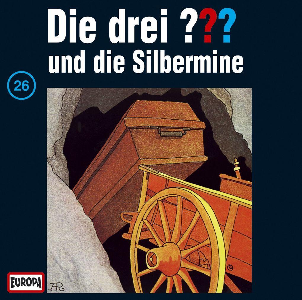 Die drei ??? 026 und die Silbermine (drei Fragezeichen) CD als Hörbuch