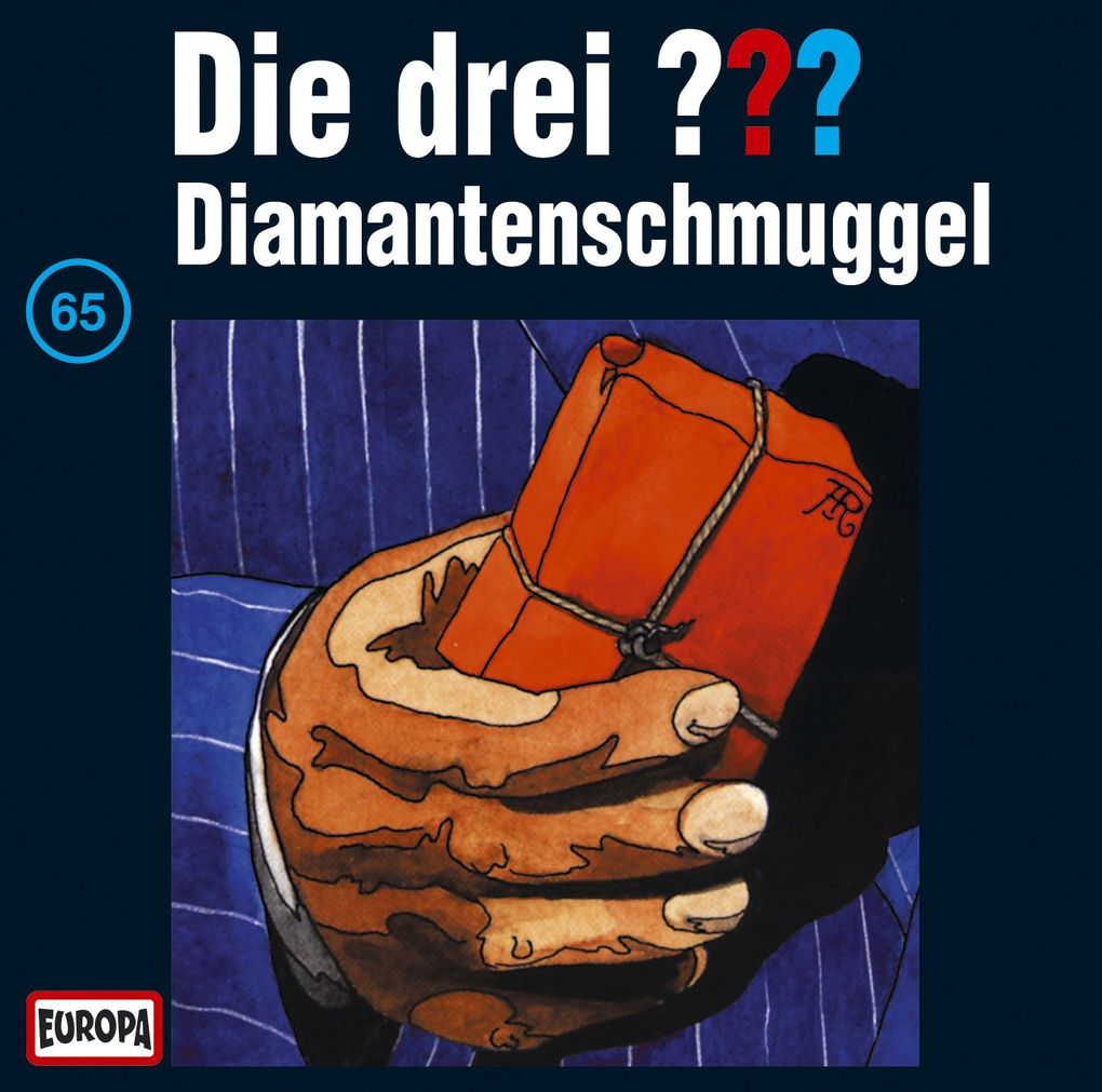 Die drei ??? 65. Diamantenschmuggel (drei Fragezeichen) CD als Hörbuch