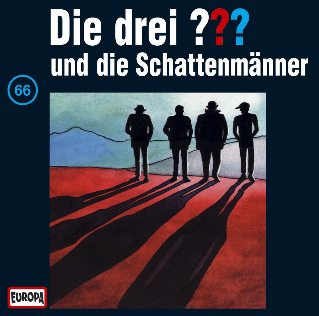 Die drei ??? 066 und die Schattenmänner (drei Fragezeichen) CD als Hörbuch