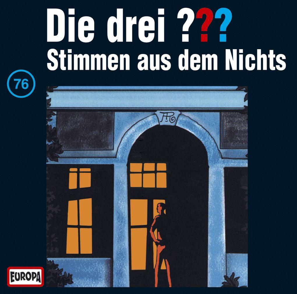 Die drei ??? 076. Stimmen aus dem Nichts (drei Fragezeichen) CD als Hörbuch