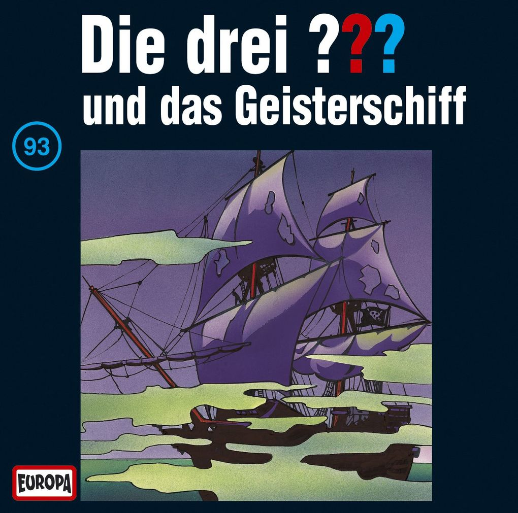 Die drei ??? 093 und das Geisterschiff (drei Fragezeichen) CD als Hörbuch