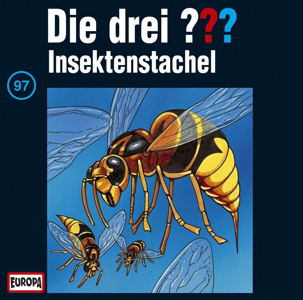 Die drei ??? 097. Insektenstachel (drei Fragezeichen) CD als Hörbuch
