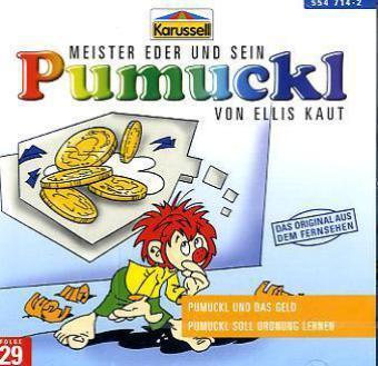 Meister Eder 29 und sein Pumuckl. Pumuckl und das Geld / Pumuckl soll Ordnung halten. CD als Hörbuch