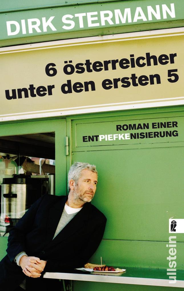 Sechs Österreicher unter den ersten fünf als Taschenbuch