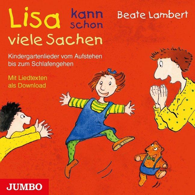Lisa kann schon viele Sachen. CD als Hörbuch