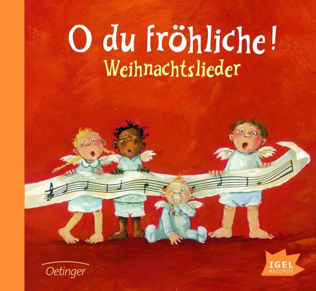 O du Fröhliche. CD als Hörbuch