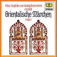 Orientalische Märchen 2. CD als Hörbuch