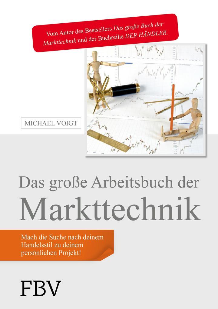 Das große Arbeitsbuch der Markttechnik als Buch