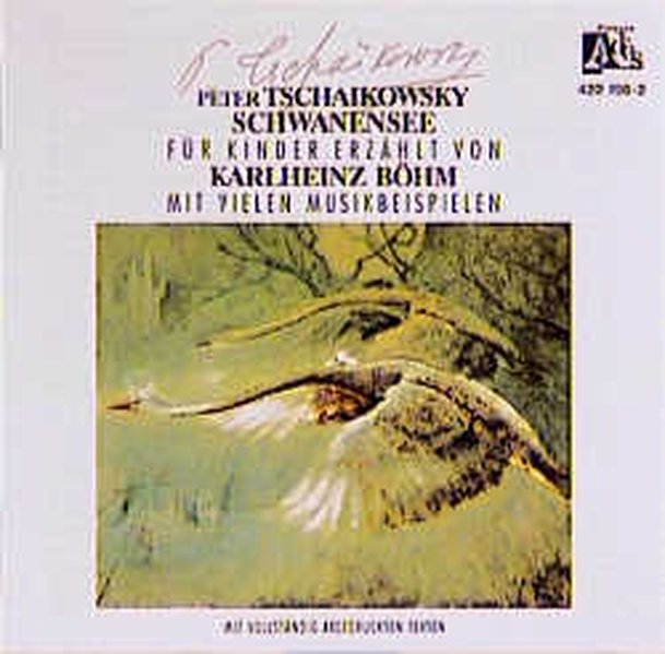 Schwanensee. CD als Hörbuch