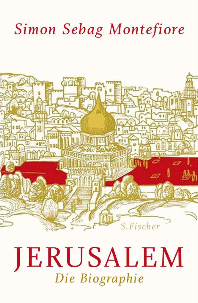 Jerusalem als Buch (gebunden)