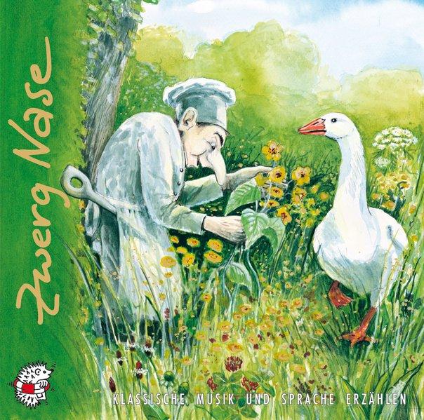 Zwerg Nase. CD als Hörbuch