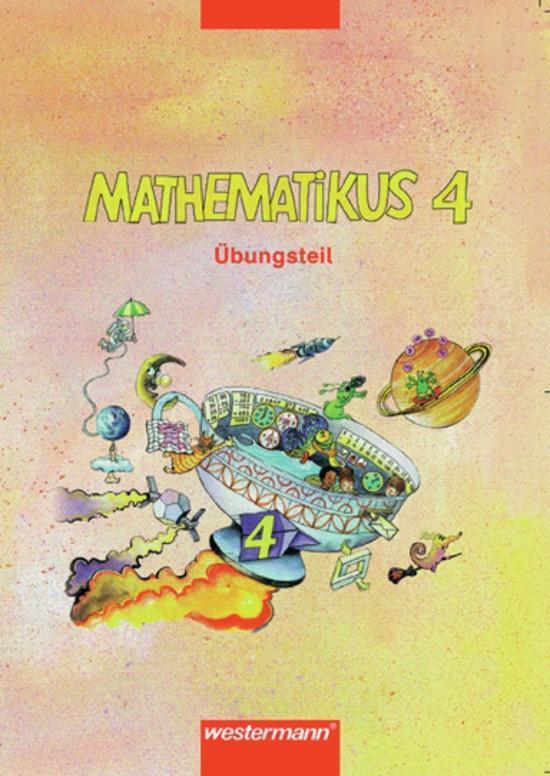 Mathematikus 4. Übungsteil als Buch