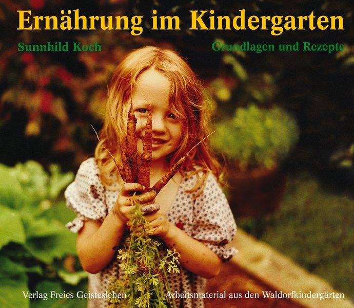 Ernährung im Kindergarten als Buch