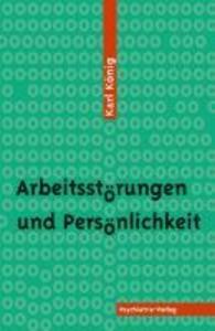 Arbeitsstörungen und Persönlichkeit als eBook pdf