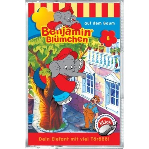 Benjamin Blümchen: Folge 008:...auf dem Baum als Audio-Cassette